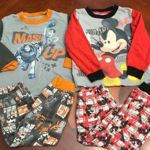 Disney pjs bundle